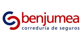 Seguros Benjumea logotipo
